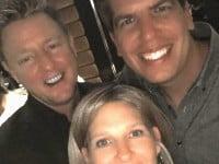 Lisa PAtrick John Rankins Adam Vasquez