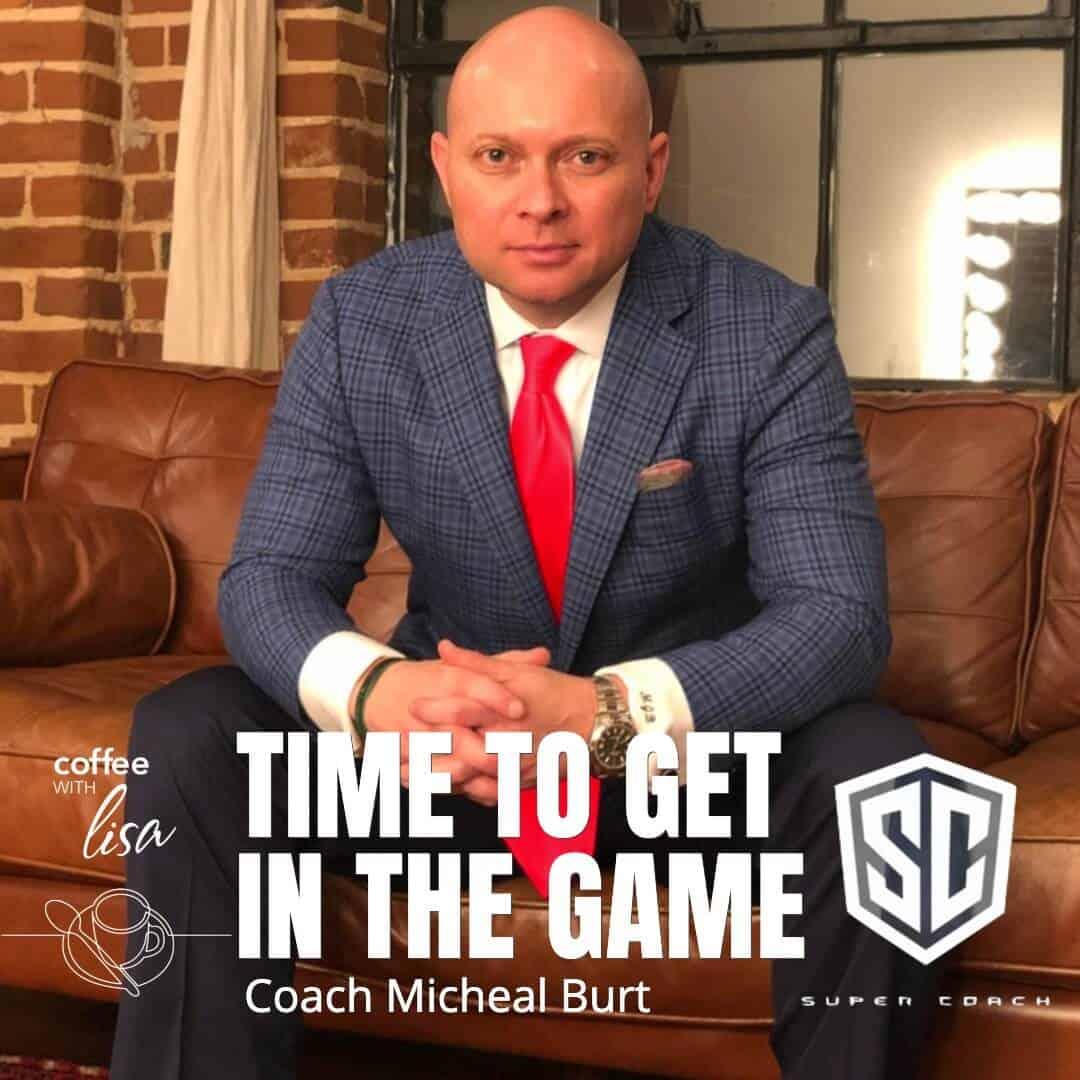 Coach Micheal Burt
