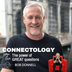 Bob Donnell with Lisa Patrick on the Coffee With Lisa Podcast